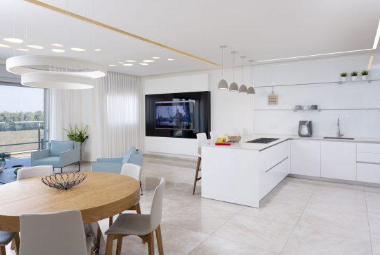 עיצוב מודרני מינימליסטי מלי לוי אלבוים מומחית בעיצוב פנים מינימליסטי לבית