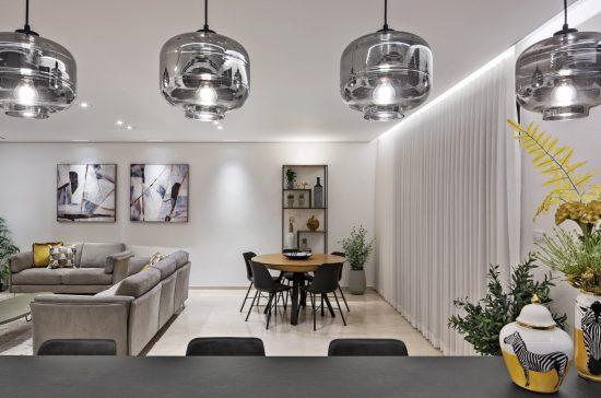 עיצוב מודרני מלי לוי אלבוים עיצוב מודרני לבית